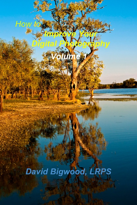 How to Improve Your Digital Photography Cover vol 1